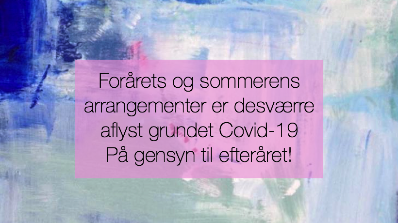 Aflyst covid19